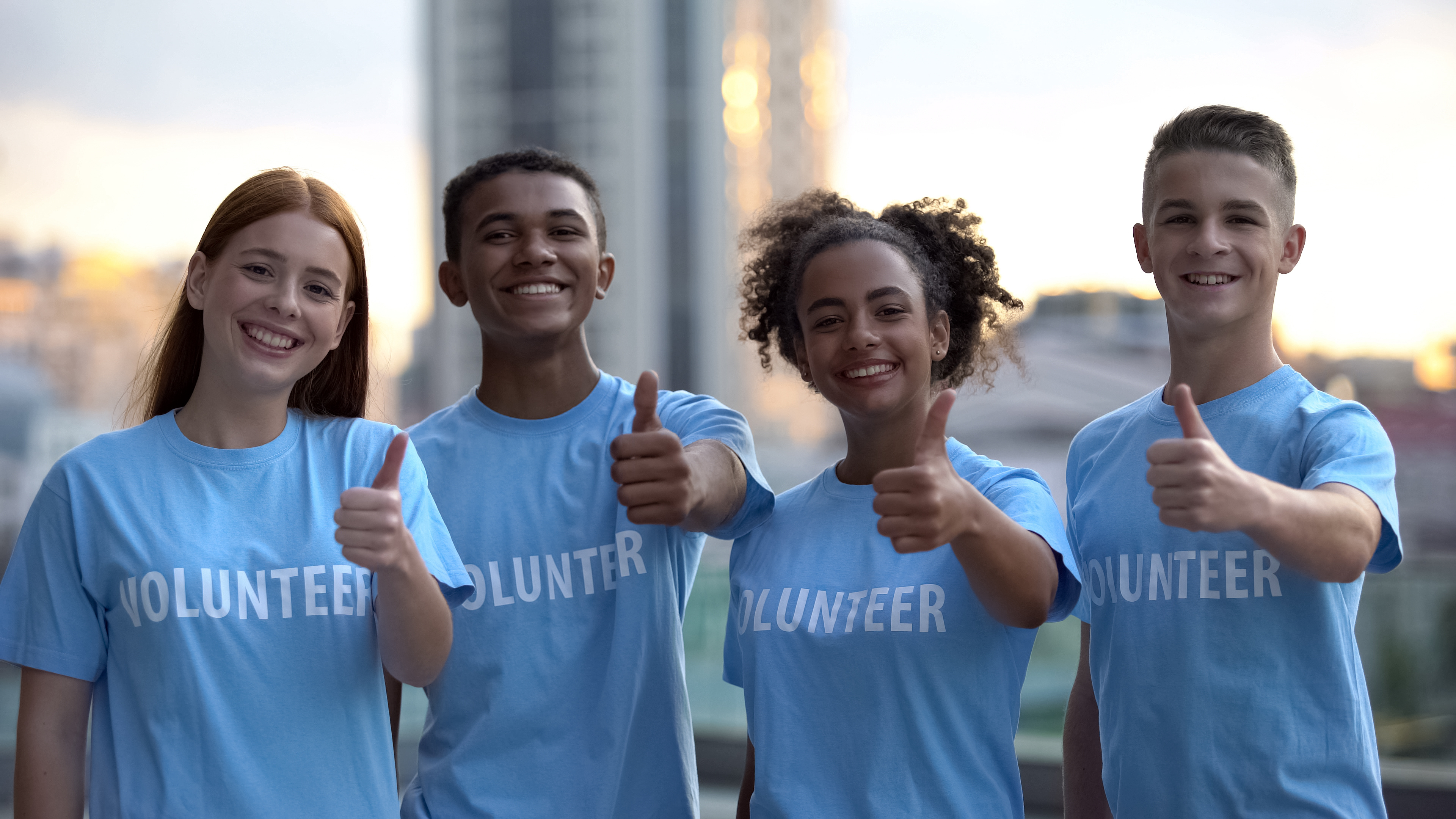 youth environmental volunteers