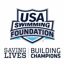 USA Swimming Fdn logo