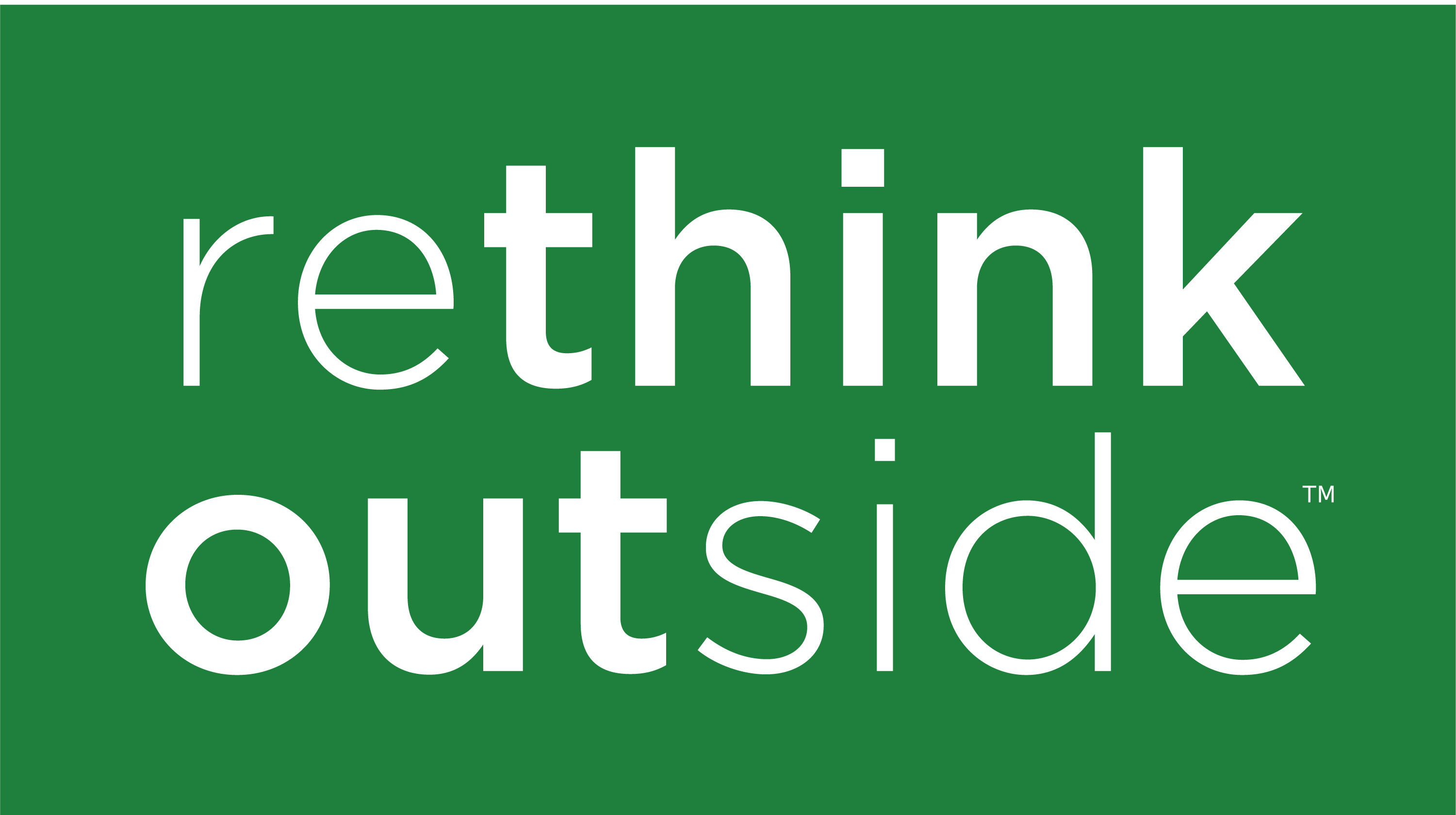 Rethink Outside - gr