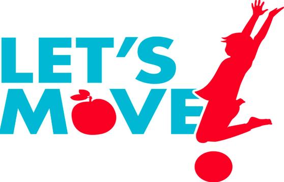 Let's Move logo