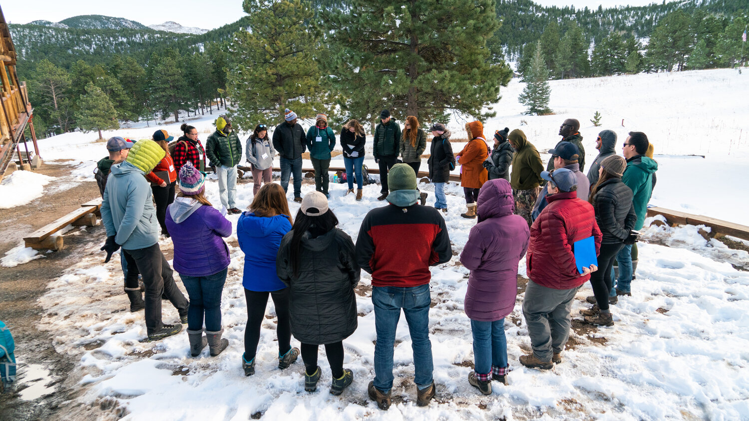 Outdoors Empowered Network